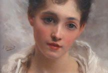 Art - J / ( my list not chronological ) Gustave Jean JAQUET