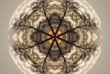 Mandala, Zentangles and Spiritual Art / Wunderschöne Mandalas und MeditationsKunst, spirituelle Kunst