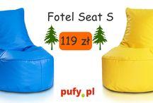 Fotel Seat S / Z myślą o wygodzie najmłodszych uszyliśmy fotel Seat S. Fotel ten to połączenie nowoczesnego designu z wprost niewyobrażalnym komfortem podczas zabaw. Fotel pozbawiony ostrych krawędzi nie stanowi żadnego zagrożenia dla najmłodszych podczas beztroskich zabaw. Nowoczesne kolory sprawiają że pasują do każdego dziecięcego pokoju.  Fotel szyty w różnych kombinacjach tkaninowych. Dla odważnych połączyliśmy najmodniejsze wzory ze sprawdzonymi tkaninami, a afekt przeszedł nasze najśmielsze oczekiwania.