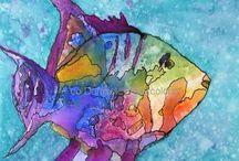 арт. рыбки