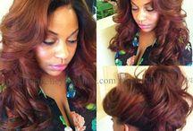 Hair nd makeup