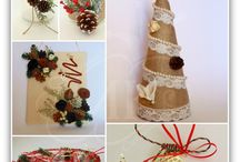 CHRISTMAS IDEAS HANDMADE 2014 / STAY WITH US ....STAY TUNED....