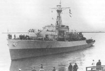 South African Navy WW2 / HMSAS Natal
