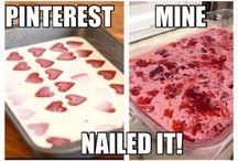 Pinterest Fails (not mine!) / by Kirsty Stewart