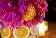 Wedding Centerpieces / by Rekha