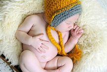 Baby knitting wears