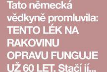 RAKOVINA-LÉK