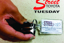 Street Toyota Tuesday / Life Hacks for your car!