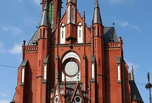Architecture / Enjoy the incredible architecture of Walbrzych