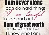 Daily Affirmations / As a man thinketh in his heart, so is he. - Proverbs 23:7