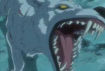 Kiba-Wolf's rain