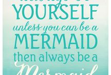 Mermaids ..love