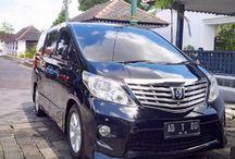 Sewa Alphard Solo Murah 1,3 juta All in City Tour Telp. 082243439356