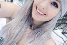 Hailedabear / Leda Muir/Hailedabear; Youtuber. Shes awesome :3 / by Bree-chan