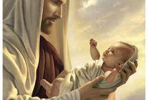 Мой дорогой Господь Иисус.