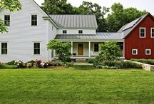 Farmhouses, breeze ways and garages