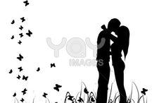 Meadow kisses