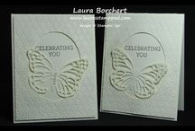 su butterfly card video / by Lavinia Dow