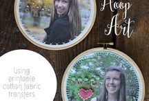 hoop arts & crafts