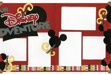 Disney Scrapbook / by Amy Grohs Vandiver