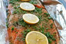 Recept fisk o skaldjur