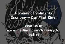 Humans of Solidarity Economy—Our First Zine!