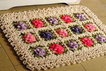 Crochet Rugs / Crochet rugs