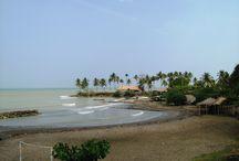 playas colombianas / bellezas de nuestro país