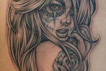 Tattoos and body artwork
