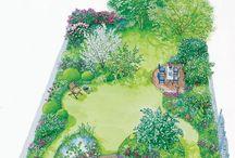 Garten - Terrasse .....
