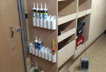Shed storage