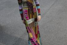Missoni Women's Spring 2018 / A collection of the best photos of the Missoni Women's Spring 2018