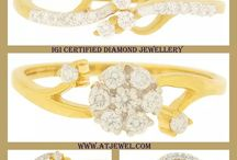 Best Deal for Diamond Jewellery online / Give your design and we will make it for you... Get the Best deal for your own design.