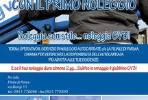 Promozioni / Promozioni, offerte, iniziative... dal mondo del noleggio GV3