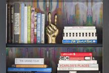 styling: bookcases