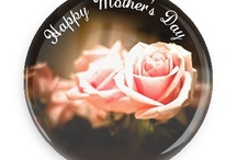 Mother's Day Buttons / Funny Buttons - Custom Buttons - Promotional Badges - Mother's Day Pins - Wacky Buttons