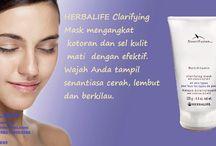 HERBALIFE COSMETIC / Produk perawatan kulit wajah herbalife