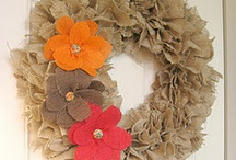 wreaths.  / by Jessica