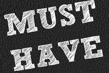 Must have! / Najbardziej pożądane hity sezonu, które musisz mieć w swojej szafie! Tylko zachowaj rozsądek - zawsze szukaj tego, co najbardziej pasuje do Twojego unikalnego stylu!
