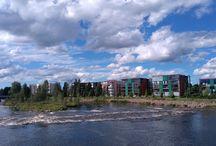 Ylivieska / Photos from Ylivieska. © Andreas Kurtén