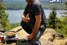 Campside Chef's Social Media / This board consists of all the ways you can follow me across the various social media...
