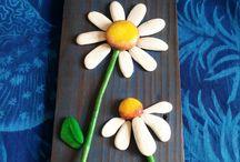 kamenne kvety