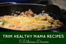 Trim Healthy Mama Recipes / by Rebekah Refino