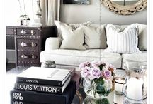 Coffee Table Decor / by Kellie of Le Zoe Musings