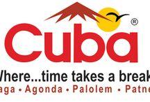 Cuba Wellness Retreats Packages / Cubagoa offers Ayurveda Naturopathy Wellness Retreats Packages at Palolem Beach Resort, South Goa, More info http://www.cubagoa.com/wellness-packages-palolem-beach.html