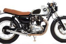 Kawasaki W650 - HURRICANE JANE