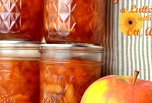 Jellies, Jams, Butters, Preserves, & Syrups