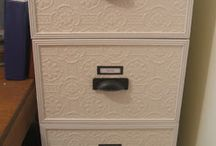 furniture - filing cabinets / by Judy Rosmus
