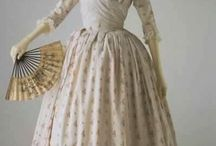 1701's to 1800's clothing - 18th century