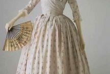 Storia del costume: 1700